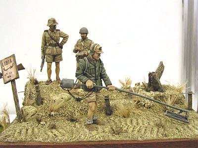 Euromilitaire 2003 – figures | Plasticwarfare